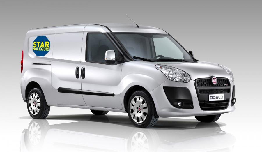 Noleggio Fiat Doblò Minivan